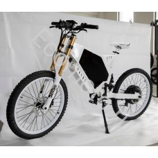 Мощный электровелосипед E- bike G17280 72v 8000w electric bike