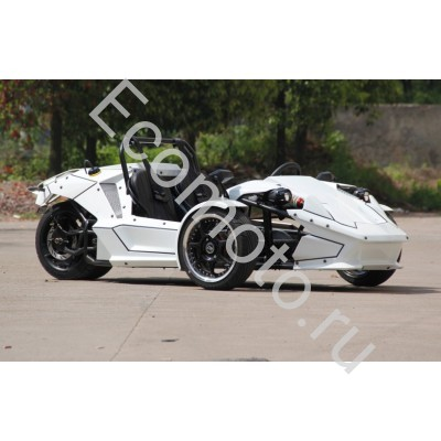 Electric ZTR Trike