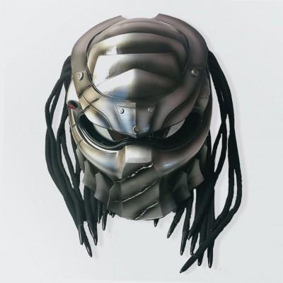Мотоциклетный шлем Alien