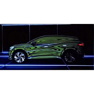Volkswagen начала серийное производство электрического кроссовер