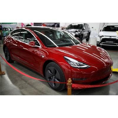 Компания Tesla доведёт выпуск электромобилей в Китае до 4 тысяч