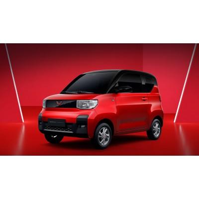 Wuling Motors показала свой первый электромобиль