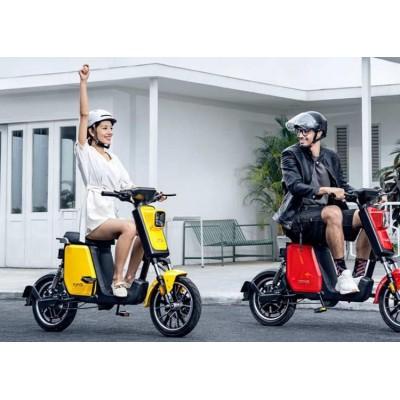 Xiaomi представила недорогой электроскутер с дальностью хода до