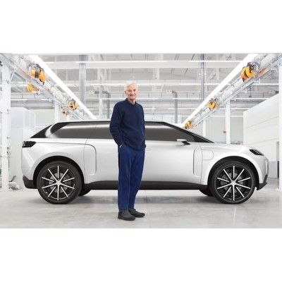 Мертворождённый электромобиль Dyson может стать донором технолог