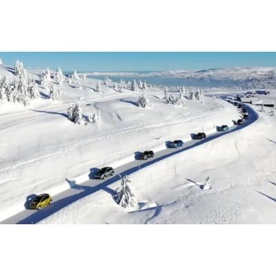 Холодный прием: популярные электромобили испытали в условиях мин