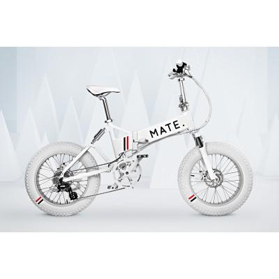 Вещь дня: электрический велосипед Moncler x MATE Genius