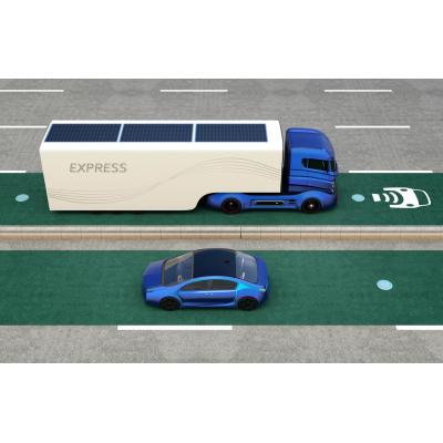 Инженеры создали беспроводной способ зарядки электромобилей на х