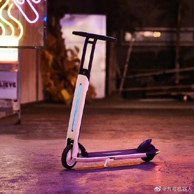 Представлен футуристический электросамокат Ninebot Electric Scoo
