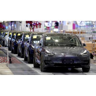 Sharp подала в Японии в суд на Tesla и требует запретить ввоз эл