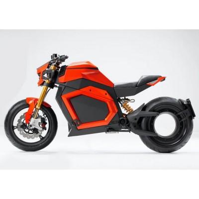 Verge TS: электрический мотоцикл, способный конкурировать с Harl