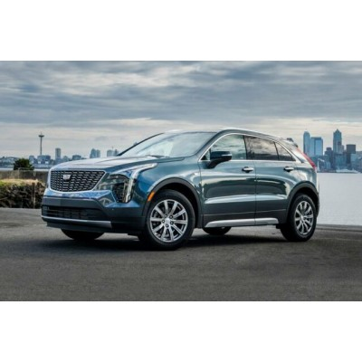 Внедорожник, кроссовер, электромобиль: в РФ едут новые Cadillac