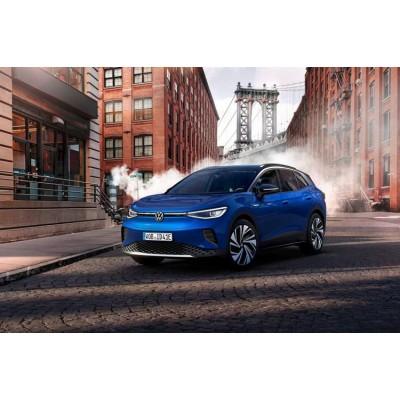 Первую партию электрокаров Volkswagen ID.4 раскупили за сутки