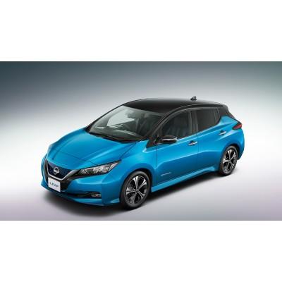Nissan поставил на рынок 500 тыс. электромобилей Nissan Leaf, юб