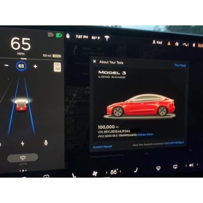 160 000 км на Tesla Model 3. Расходы на электричество и обслужив