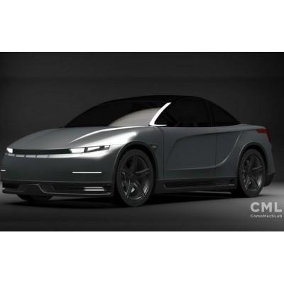 В Петербурге создали электромобиль, выпуск которого станет массо