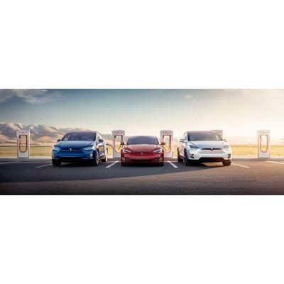 Планируете купить электромобиль? Итак, сколько стоит зарядить Te