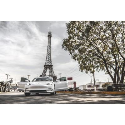 Tesla Model 3 становится самым продаваемым электромобилем в Евро
