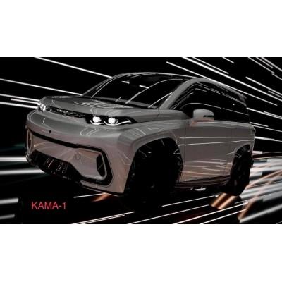 Российский электромобиль «Кама-1» готов к серийному производству