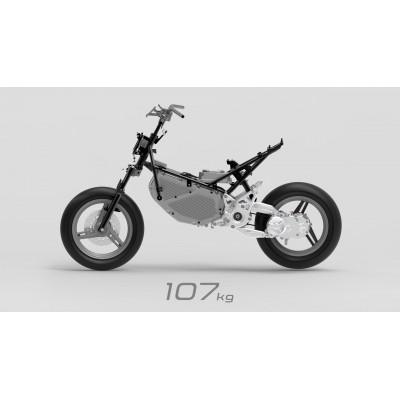 KYMCO F9 представлен как `` крутой городской электрический мотоц