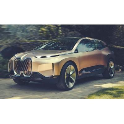 Электрический кроссовер BMW iNext будет представлен на следующей
