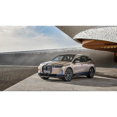BMW представила электрокар iX
