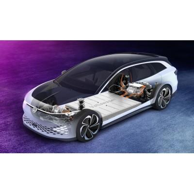 Новый электромобиль Volkswagen на 700 км победит Tesla большим б