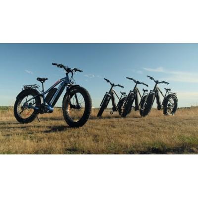 Электровелосипед с запасом хода до 320 км и скоростью до 55 км/ч