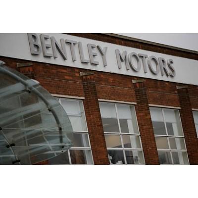 Bentley станет выпускать только электромобили