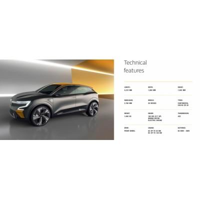 Renault представила народный электромобиль Dacia Spring Electric