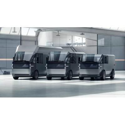 Canoo представила масштабируемый электрический грузовик ценой от