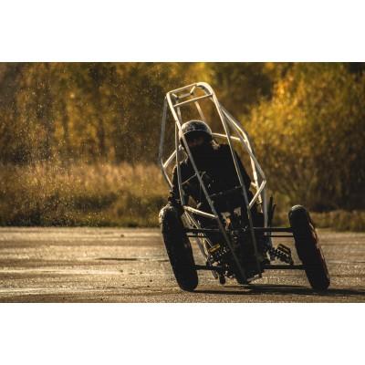 Высокопроизводительный наклонный электрический спортивный мотоци