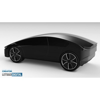 Как будет выглядеть электромобиль Apple? Дизайнер раздул Magic M