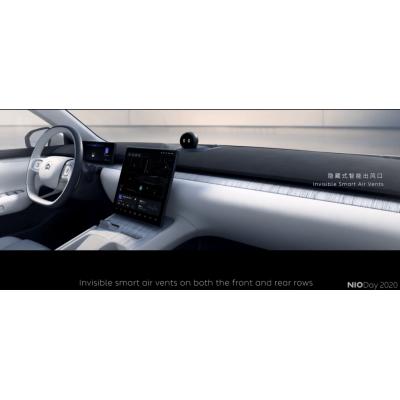 NIO представляет электрический седан eT7 с запасом хода 1000 км,