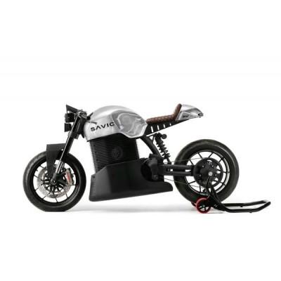 Savic Motorcycles представляет новую мастерскую и новый электрич