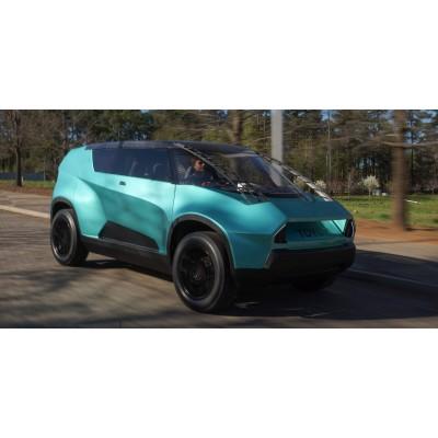 В 2021 году Toyota представит электромобиль с запасом хода 500 к