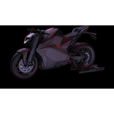 Посмотрите, как электрический велосипед Ultraviolette F77 тестир