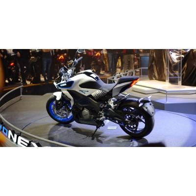 KYMCO подтвердила, что электрический мотоцикл RevoNEX будет прои