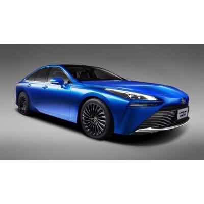 Toyota планирует выпустить в 10 раз больше водородных электромоб