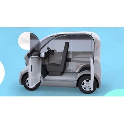 Японские нефтяники вложатся в электромобиль Tajima EV