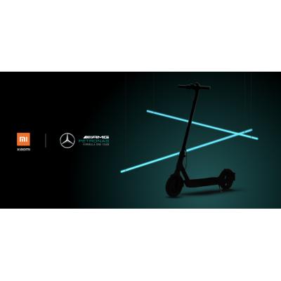 Mercedes и Xiaomi вместе создали новый электросамокат