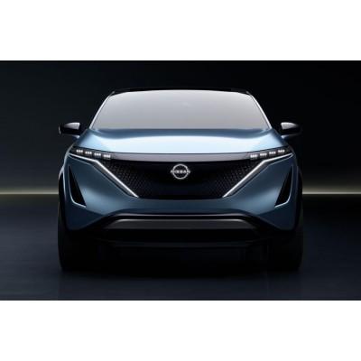Электрический Nissan Ariya станет глобальной моделью