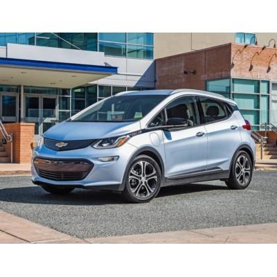 Новый электромобиль Chevrolet будет интересен не только автомоби