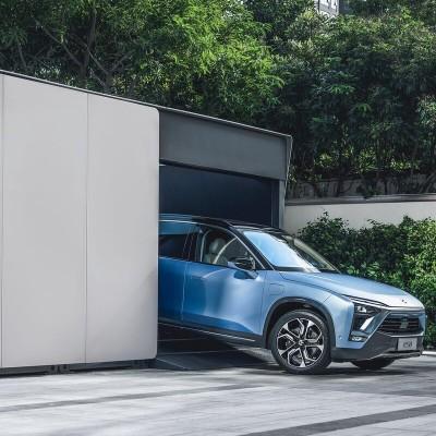 Новый способ: 100 % заряда аккумулятора любого электромобиля за
