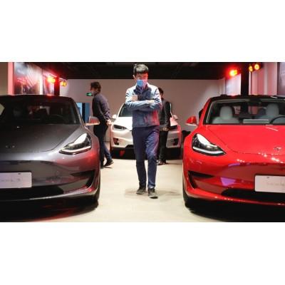 Tesla Model 3 на аккумуляторах без кобальта на 130 кг тяжелее, ч