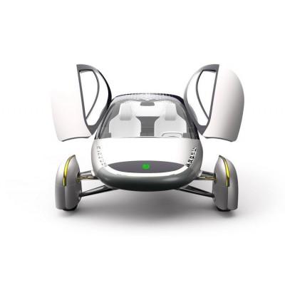 Представлен электромобиль с запасом хода 1600 километров