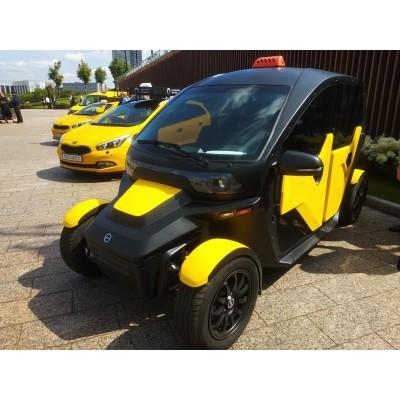 «Калашников» превратил свой электромобиль в такси