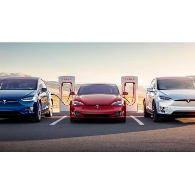 Модели Model S и Model X