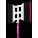 Городской самокат A5 Lux Розовый