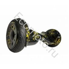 Гироскутер Smart Balance Wheel Suv Premium 10,5 дюймов молния Желтая