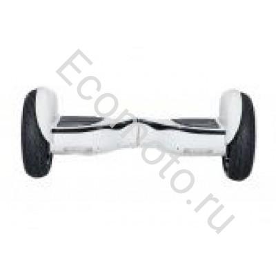 """Гироскутер внедорожник Smart Balance SUV Premium 10.5"""" белый с приложением"""